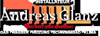 Andreas Glanz G.m.b.H. - Installationsbetrieb